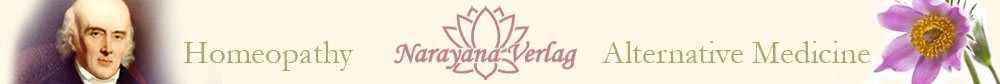 Homoeopathie-Forum - Narayana Verlag, Homeopathy, Natural healing, Healthy food