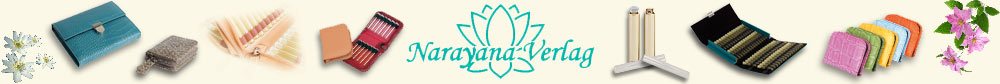 Cases & Accessories - Flexible Pouches - Narayana Verlag, Homeopathy, Natural healing, Healthy food