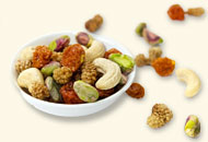 Nuts, Seeds, Dried Fruit