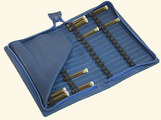 60 - Remedy case in nappa-leather suitable for 1.5g and 2g vials/
