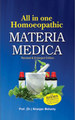 All in one Homeopathic Materia Medica, Niranjan Mohanty