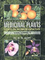 Encyclopedia of Medicinal Plants used in Homoeopathy (Volume I)/K.S. Gopi
