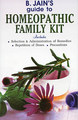 Guide to Homoeopathic Family Kit/B. Jain