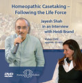 Homeopathic Casetaking - Following the Life Force - 1 DVD/Jayesh Shah