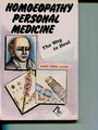 Homoeopathic Personal Medicine/James Smith