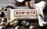 Raw Bite Rohkost Riegel Bio - Coconut - 50 g/