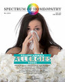 Spectrum of Homeopathy 2013-3, Allergies/Narayana Verlag