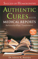 Success of Homoeopathy Authentic Cures with Medical Reports/Subrata Kumar Banerjea