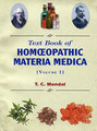 Text Book of Homoeopathic Materia Medica Vol.1/Tapan Chandra Mondal