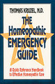 The Homeopathic Emergency Guide - Imperfect copy/Thomas Kruzel