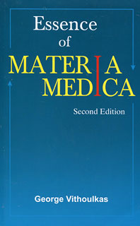 George Vithoulkas: Essence of  Materia Medica