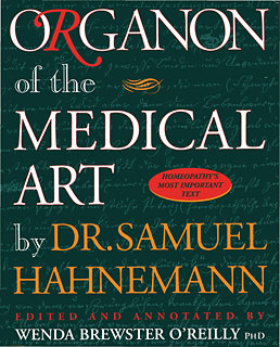 Organon of the Medical Art, Samuel Hahnemann, Hardcover