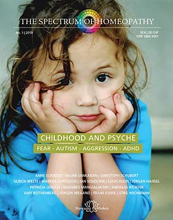 Spectrum of Homeopathy 2010-I, Childhood and Psyche