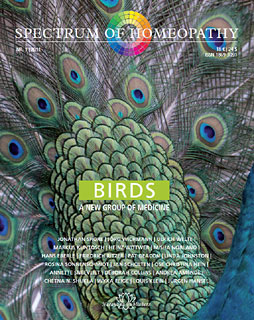 Spectrum of Homeopathy 2011-I, BIRDS