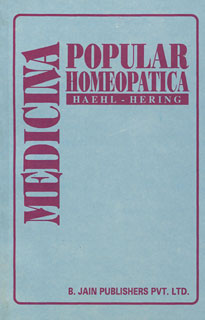 Richard Haehl: Medicina Popular Homeopática