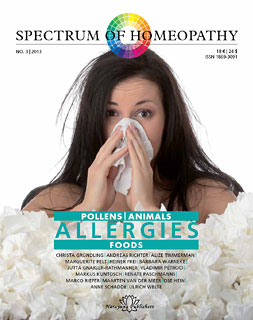 Spectrum of Homeopathy 2013-3, Allergies