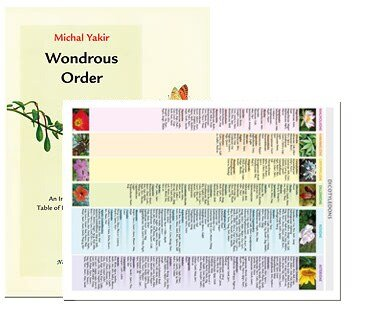 Michal Yakir: Table of Plants + Booklet