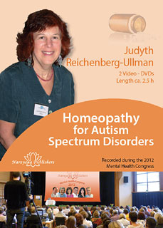 Judyth Reichenberg-Ullman: Homeopathy for Autism Spectrum Disorders - 2 DVD's