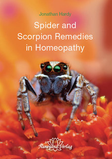 Jonathan Hardy: Spider and Scorpion Remedies in Homeopathy