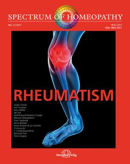 Spectrum of Homeopathy 2017-3, Rheumatism