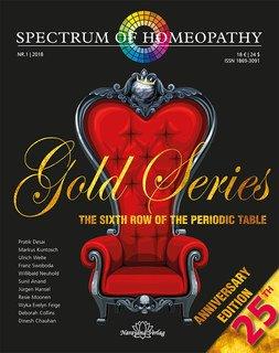 Spectrum of Homeopathy - The magazine, Narayana Verlag
