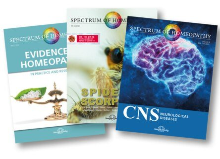 Narayana Verlag: Spectrum of Homeopathy - Subscription 2020