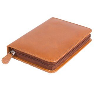 60 - Remedy case in nature tanned nappa-leather