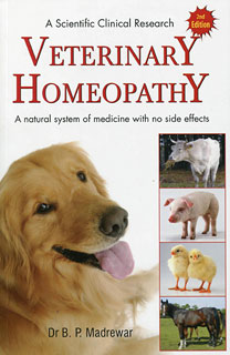 A Scientific Clinical Research Veterinary Homoeopathy, B.P. Madrewar