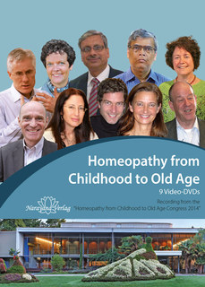 Complete Set - Homeopathy Congress 2014 : Homeopathy  from Childhood to Old Age  - ca 9 DVDs, Resie Moonen / Jonathan Hardy / Dr. Sunirmal Sarkar / Alok Pareek / Rosina Sonnenschmidt / Jean-Lionel Bagot / Heiner Frei / Heidi Brand / Norbert Groeger / Michal Yakir / Dinesh Chauhan