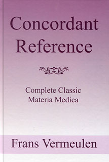 Concordant Reference, Frans Vermeulen