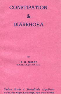 Constipation and Diarrhoea, P.H. Sharp