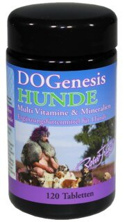 Dog Multi-Vitamins & Minerals - DOGenesis  from Robert Franz - 120 tablets
