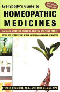 Everybody´s Guide to Homeopathic Medicines, Stephen Cummings / Dana Ullman