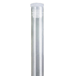 Flat-bottomed vials, clear, 1g