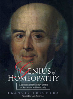 Genius of Homeopathy, Francis Treuherz