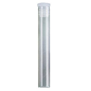Glass vials 1,5g clear glass