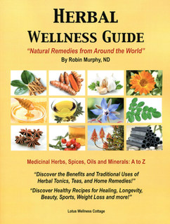 Herbal Wellness Guide, Robin Murphy