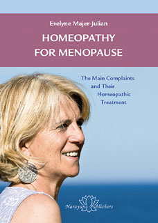 Homeopathy for Menopause - Imperfect copy, Evelyne Majer-Julian