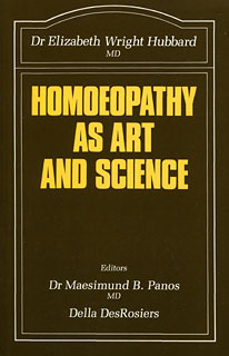 Homoeopathy as Art and Science, Elizabeth Wright-Hubbard