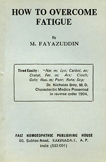 How to Overcome Fatigue, M. Fayazuddin