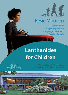 Lanthanides for Children - 1 DVD, Resie Moonen