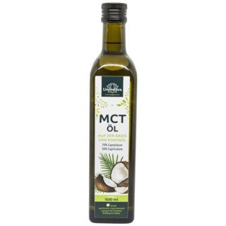 MCT Oil C8+C10 - 500 ml - from Unimedica
