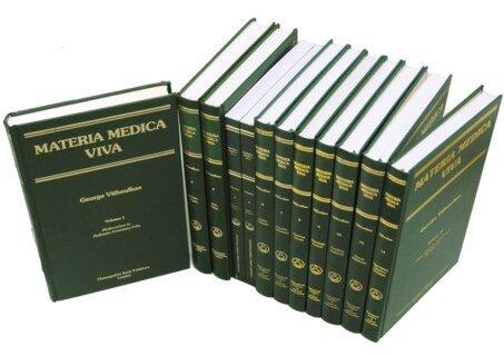 Materia Medica Viva 1-12  engl., George Vithoulkas