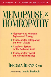 Menopause and Homeopathy - Imperfect copy, Ifeoma Ikenze