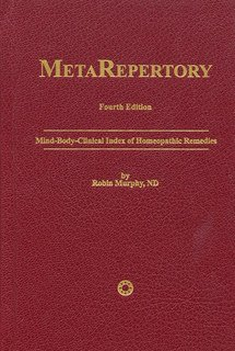 MetaRepertory - 4. Edition - Imperfect copy, Robin Murphy