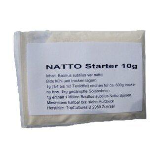Natto Starter - 10g, - Narayana Verlag