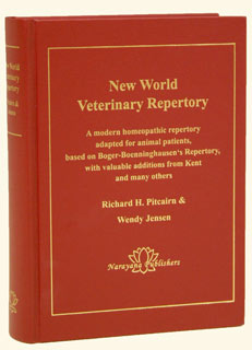 New World Veterinary Repertory, Richard H. Pitcairn / Wendy F. Jensen