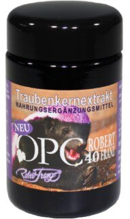 OPC 133 by Robert Franz  Grape Seed Extract - 60 capsules