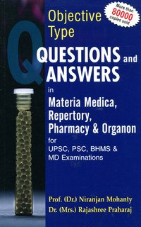 Objective Type Questions & Answers, Niranjan Mohanty / Praharaj