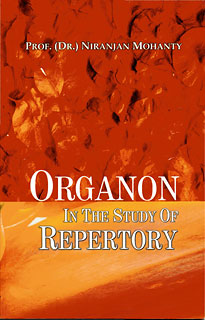 Organon in the Study of repertory, Niranjan Mohanty